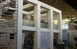 Verdiepingstand Voorbeeld Standbouw