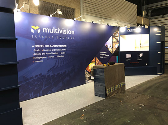 Opbouw stand 1
